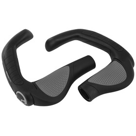 Ergon GP5 - Grips - Rohloff/Nexus noir